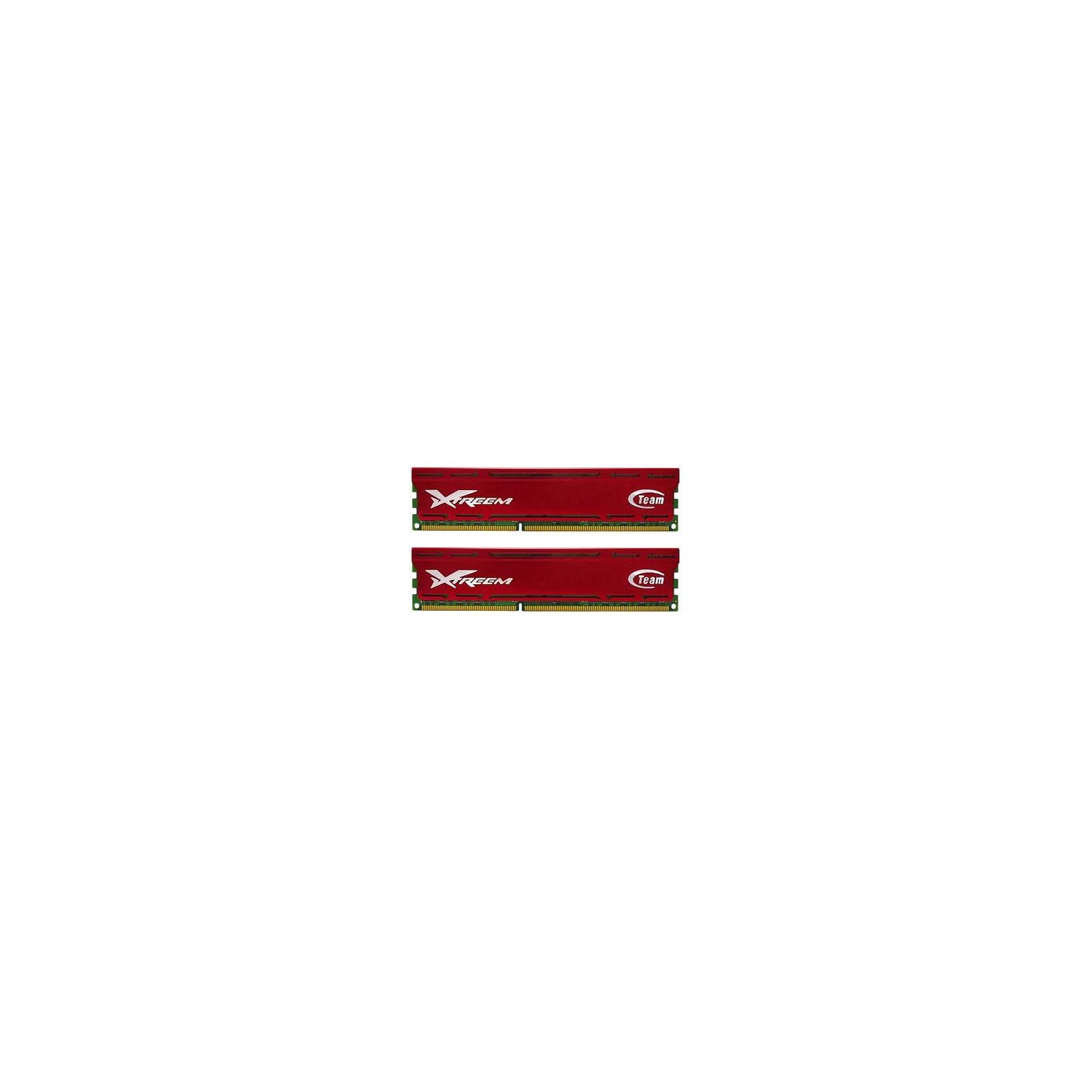 Модуль памяти для компьютера DDR3 16GB (2x8GB) 1600 MHz Team (TLD316G1600HC10ADC01)