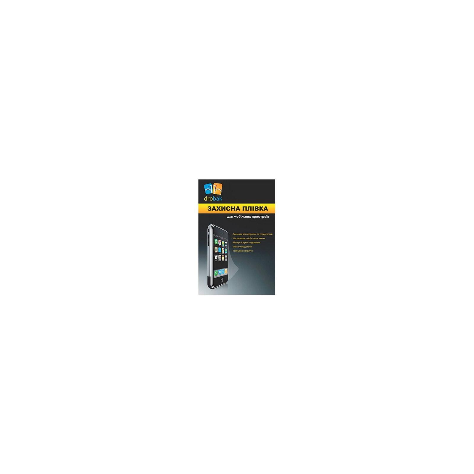 Пленка защитная Drobak LG Optimus L3 E400 (501516)