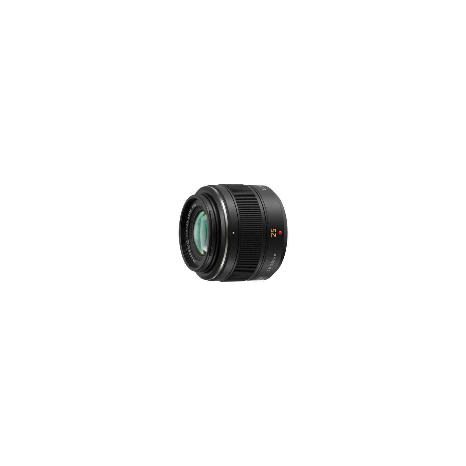Объектив PANASONIC Leica DG Summilux 25mm f/1.4 ASPH (H-X025E)