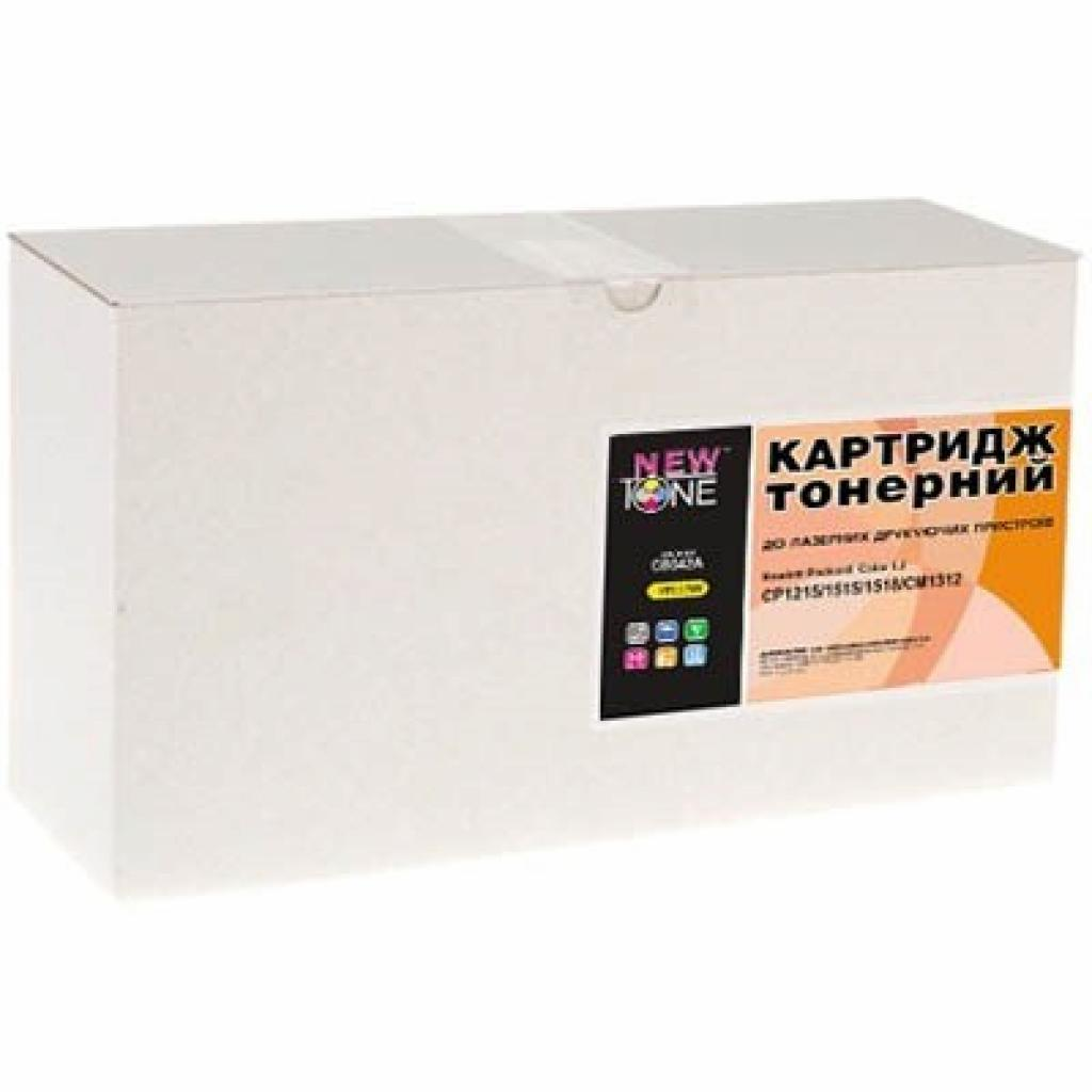 Картридж NewTone для HP CLJ CP1215/1515/1518 Yellow (CP1215TYE)