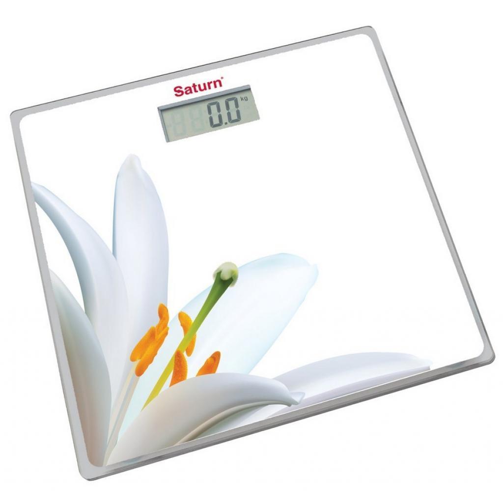 Весы напольные SATURN ST-PS1244 Lilac