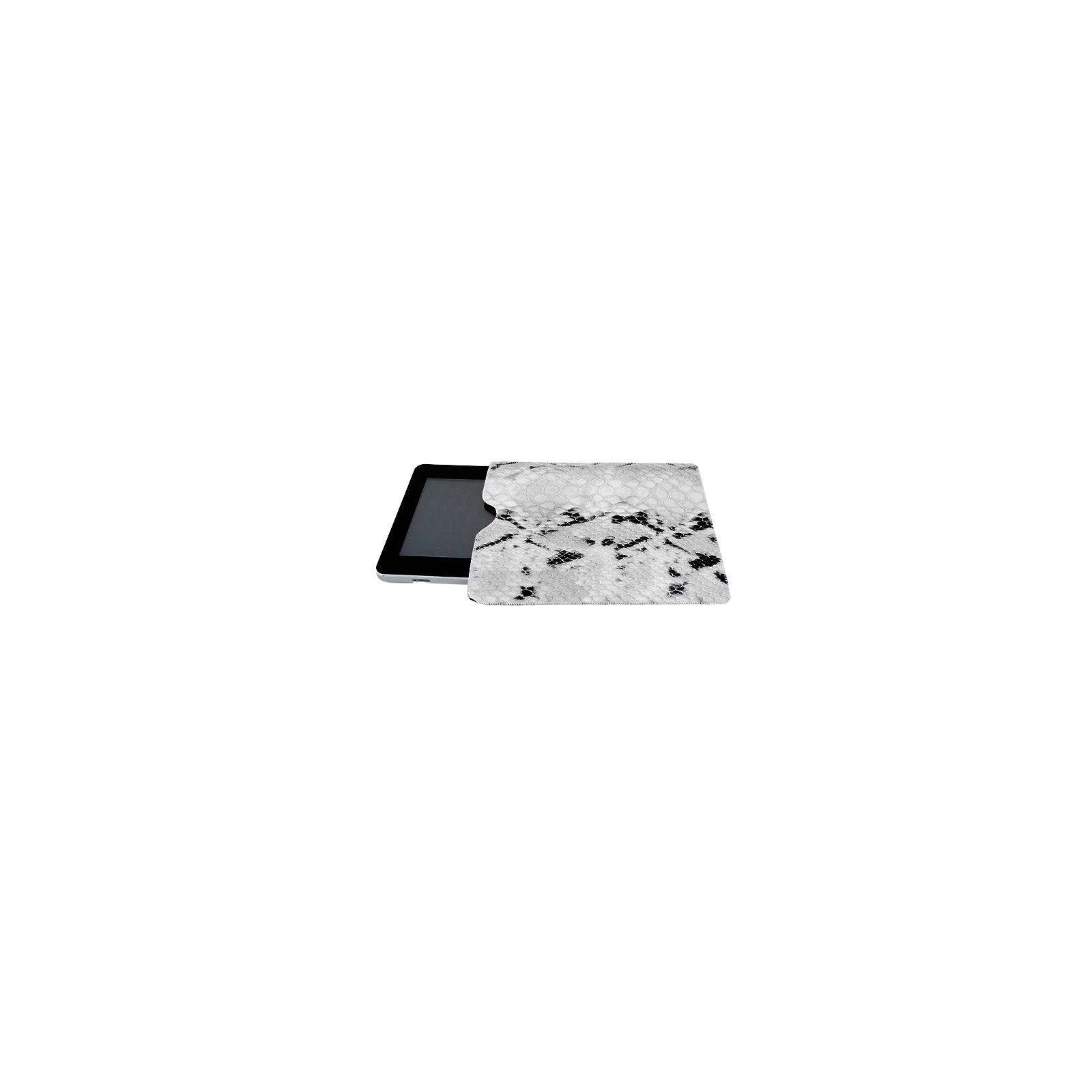 "Чехол для планшета Drobak 9.7-10.1"" Universal/Сrocodile Case /White (216829) изображение 2"