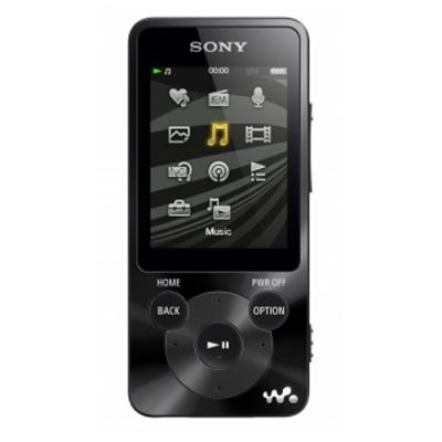 mp3 плеер SONY Walkman NWZ-E583 4GB Black (NWZE583B.EE)