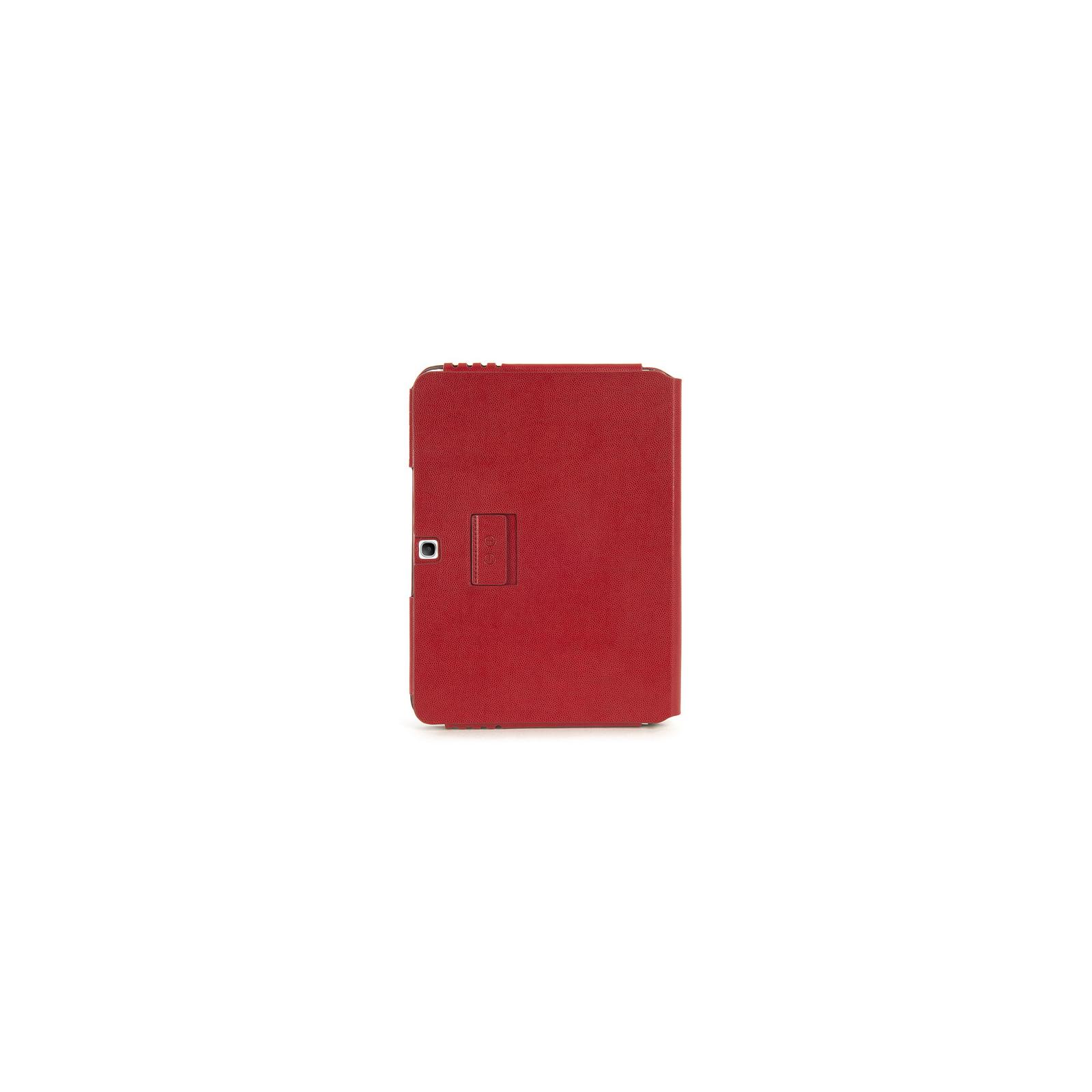 Чехол для планшета Tucano Galaxy Tab 3 10.1 Leggero Red (TAB-LS310-R) изображение 3