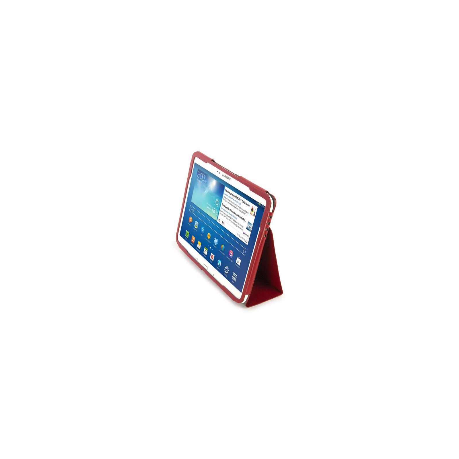 Чехол для планшета Tucano Galaxy Tab 3 10.1 Leggero Red (TAB-LS310-R) изображение 4