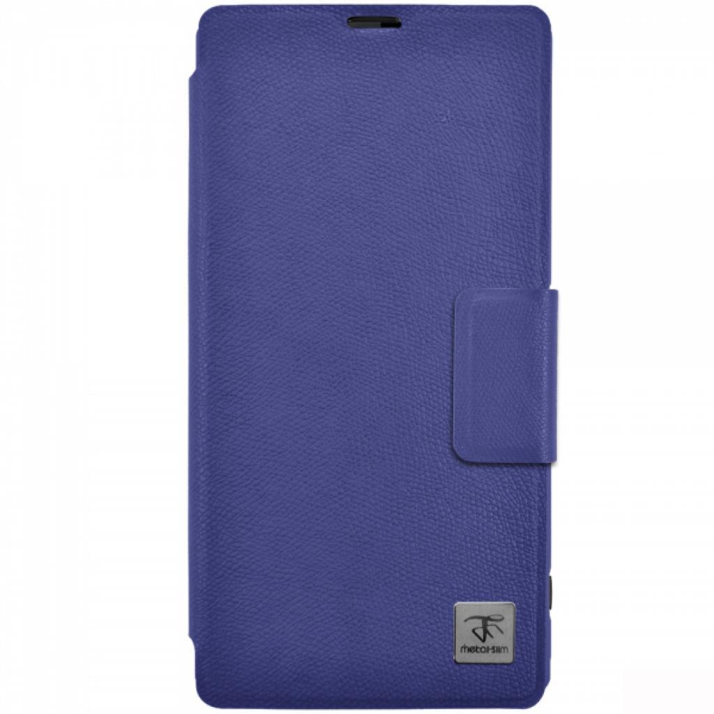 Чехол для моб. телефона Metal-Slim Son Xpe Z1 /Classic K Blue (L-S0024MK0010)