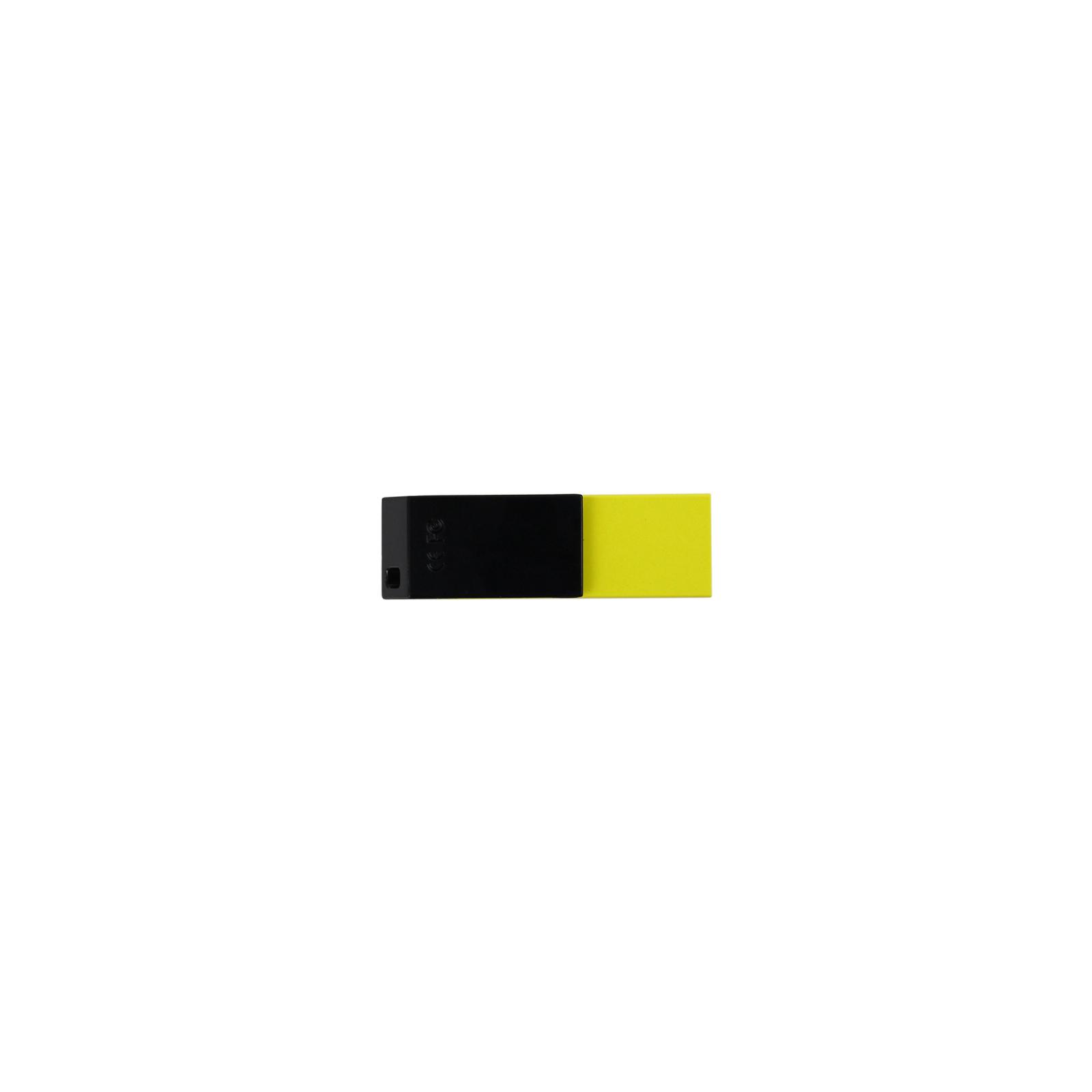 USB флеш накопитель 8GB AH131 Yellow RP USB2.0 Apacer (AP8GAH131Y-1) изображение 2