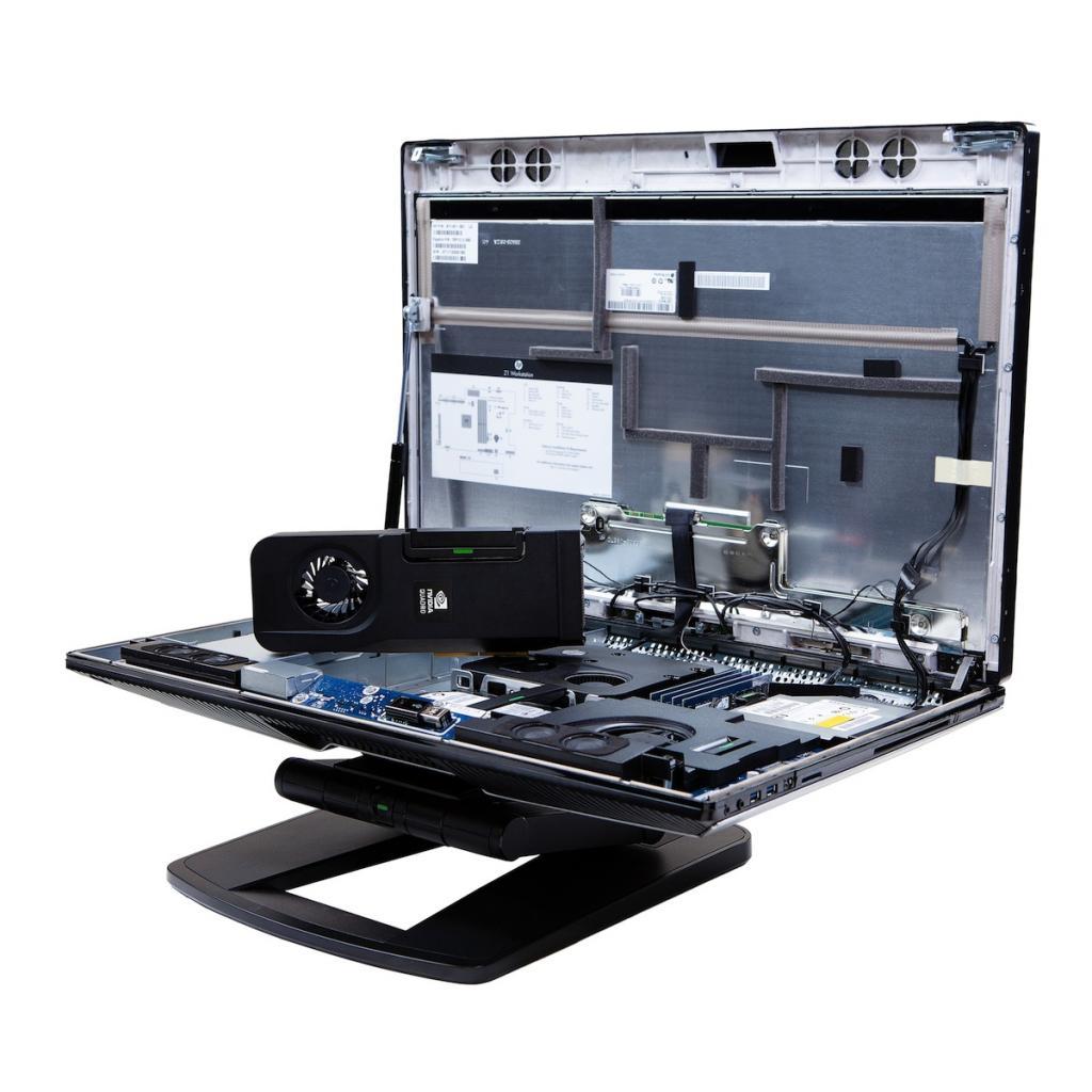 Компьютер HP HP Z1 A1H69AV\2 изображение 6