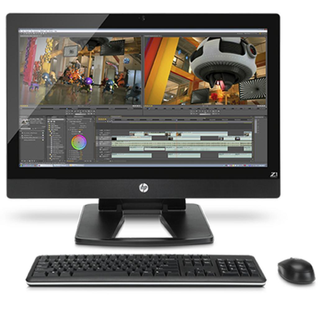 Компьютер HP HP Z1 A1H69AV\2