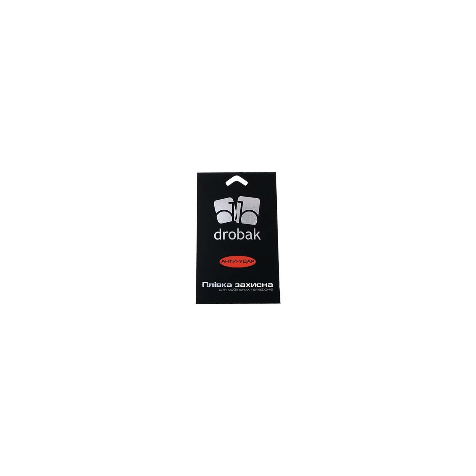 Пленка защитная Drobak для HTC One mini Anti-Shock (504378)