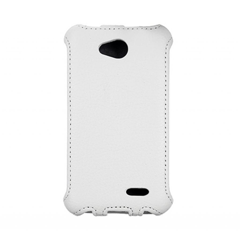 Чехол для моб. телефона Vellini для LG L65 (D285) White /Lux-flip (215524) изображение 2