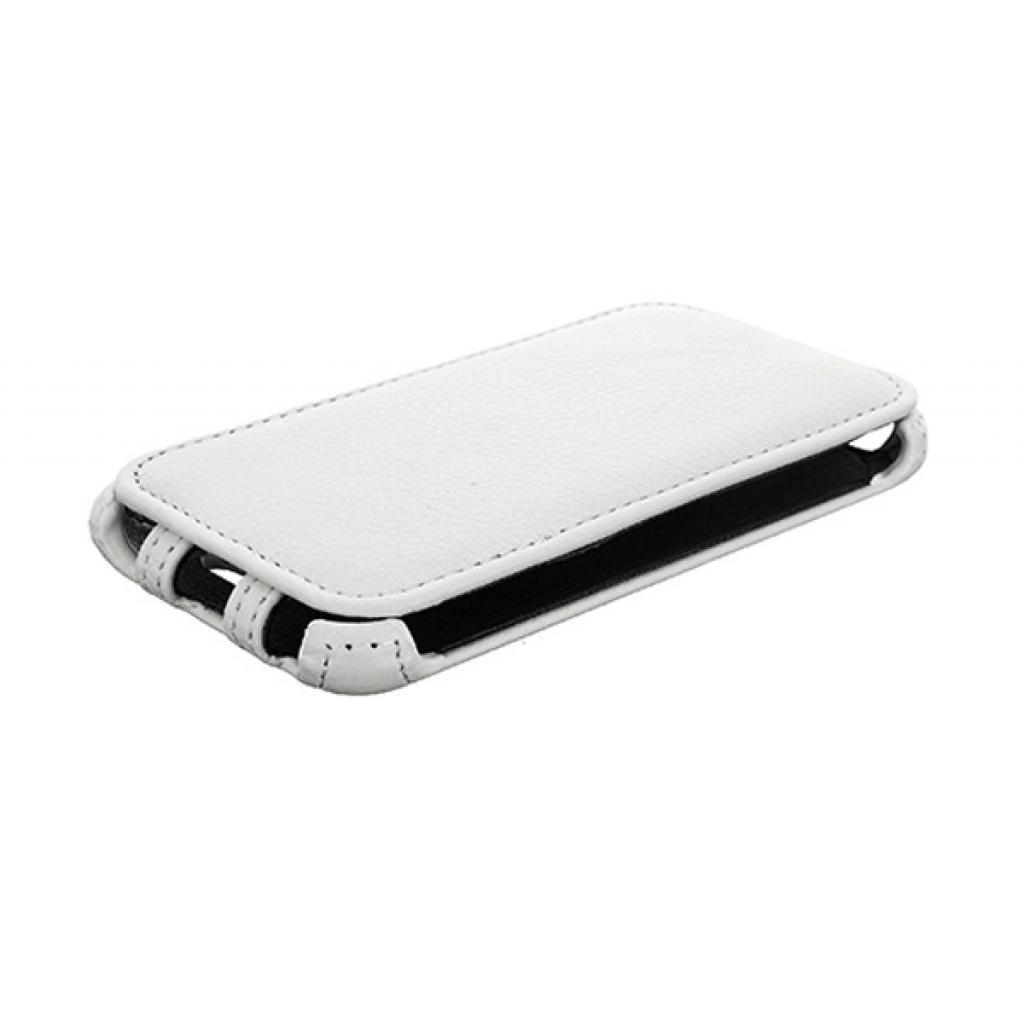 Чехол для моб. телефона Vellini для LG L65 (D285) White /Lux-flip (215524) изображение 3