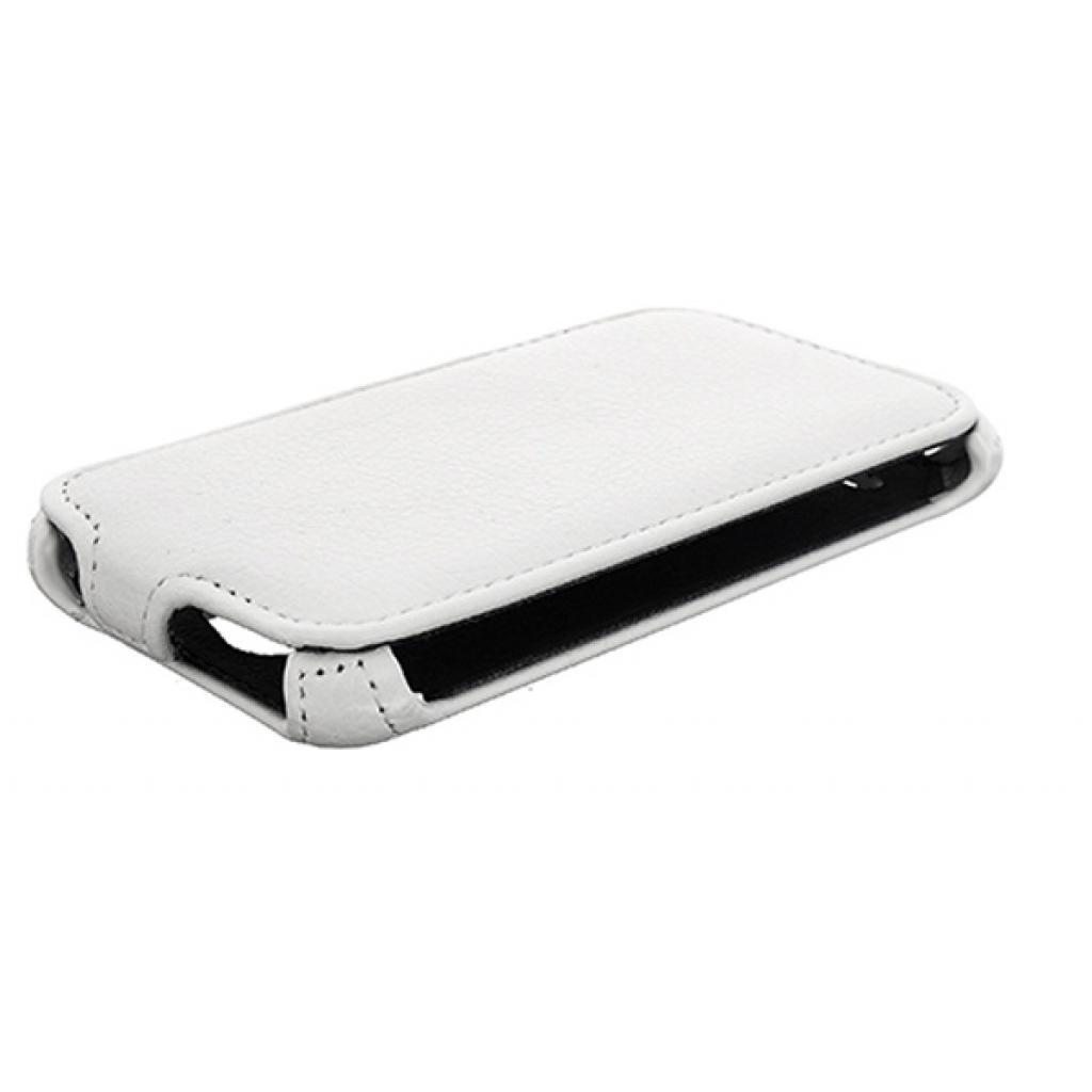 Чехол для моб. телефона Vellini для LG L65 (D285) White /Lux-flip (215524) изображение 4