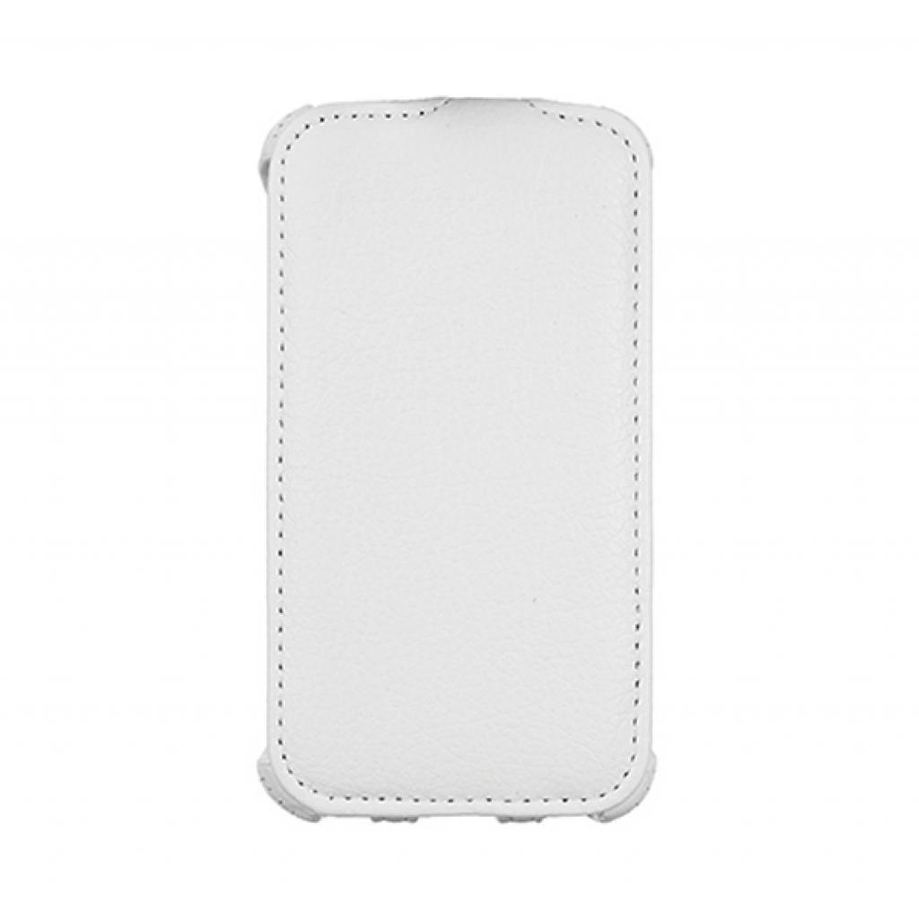 Чехол для моб. телефона Vellini для LG L65 (D285) White /Lux-flip (215524)