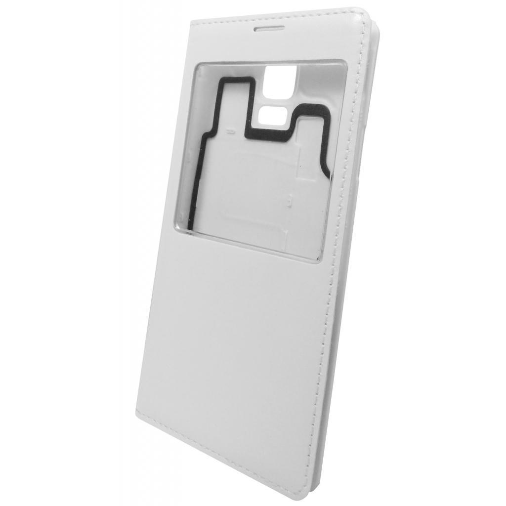 Чехол для моб. телефона GLOBAL для Samsung G900 Galaxy S V (белый) (1283126458804) изображение 2