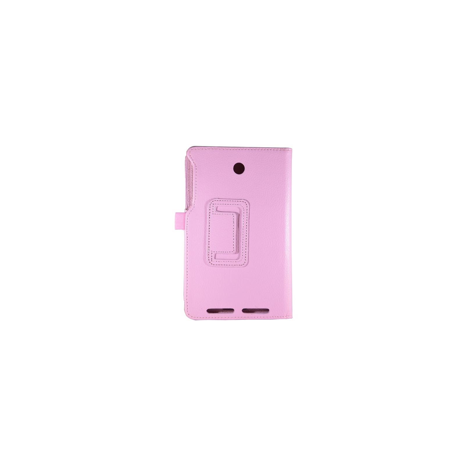 """Чехол для планшета Pro-case 7"""" Asus MeMOPad HD 7 ME176 pink (ME176p) изображение 2"""