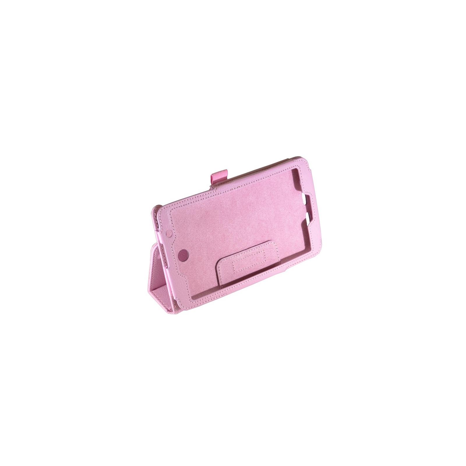 """Чехол для планшета Pro-case 7"""" Asus MeMOPad HD 7 ME176 pink (ME176p) изображение 3"""