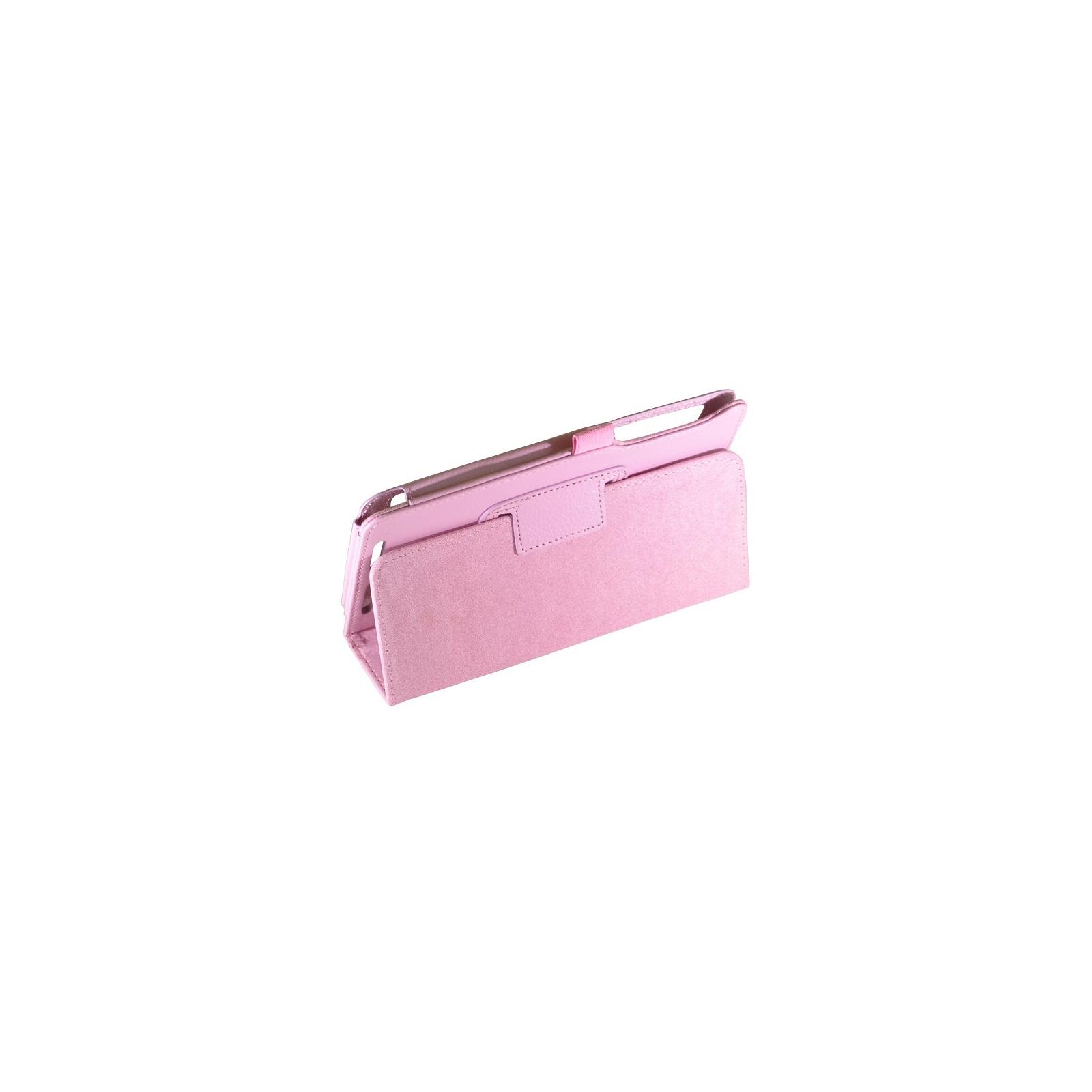 """Чехол для планшета Pro-case 7"""" Asus MeMOPad HD 7 ME176 pink (ME176p) изображение 4"""