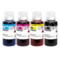 Чернила ColorWay Epson L100/L200 (4х100мл) BK/С/M/Y (CW-EW101SET01)