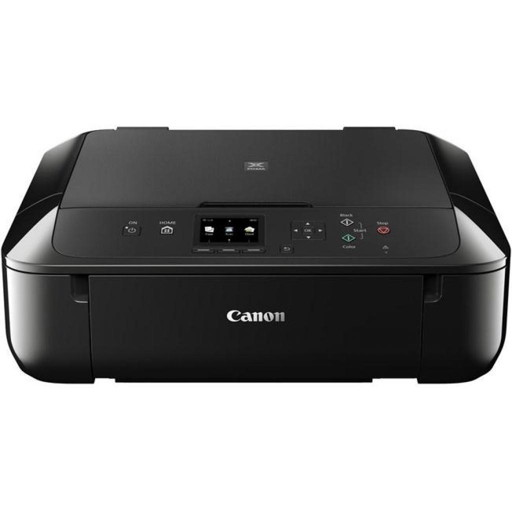 Многофункциональное устройство Canon MG5740 black c Wi-Fi (0557C007) изображение 2
