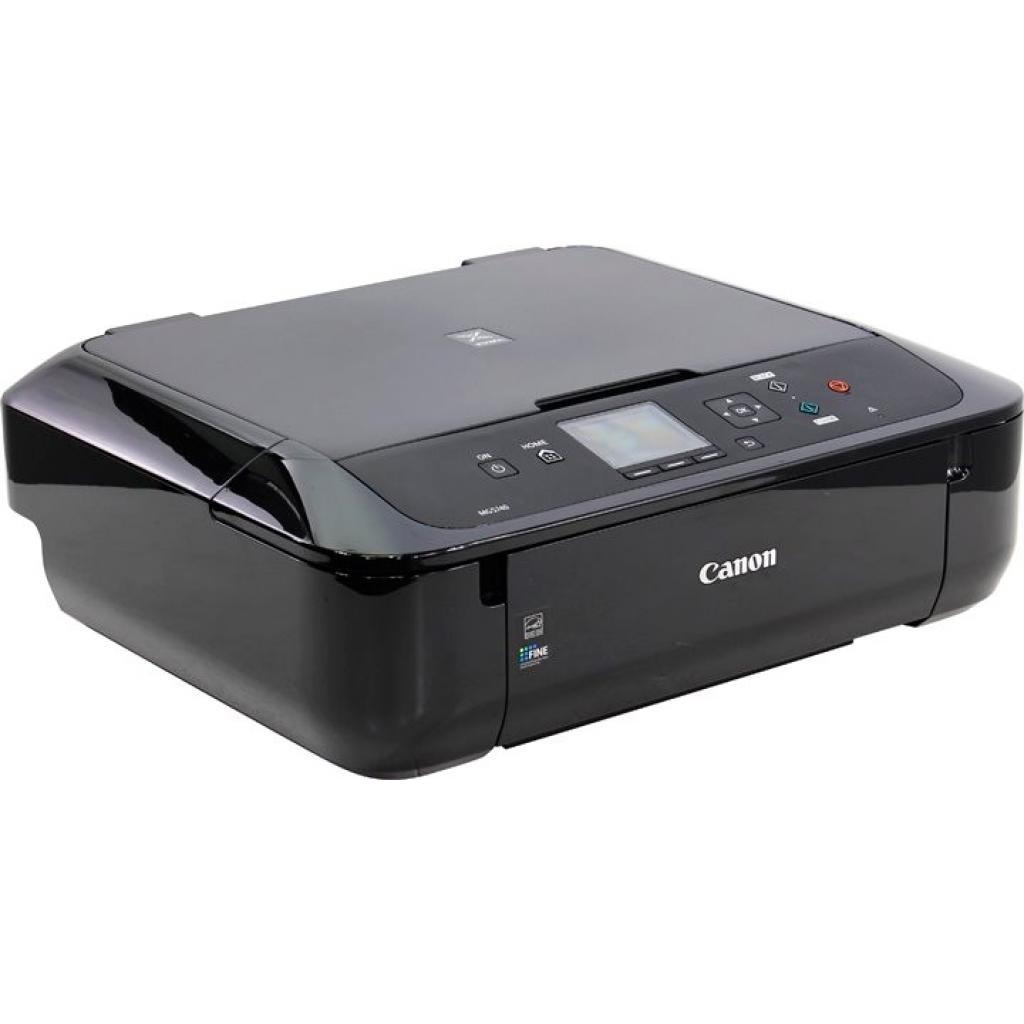 Многофункциональное устройство Canon MG5740 black c Wi-Fi (0557C007) изображение 3