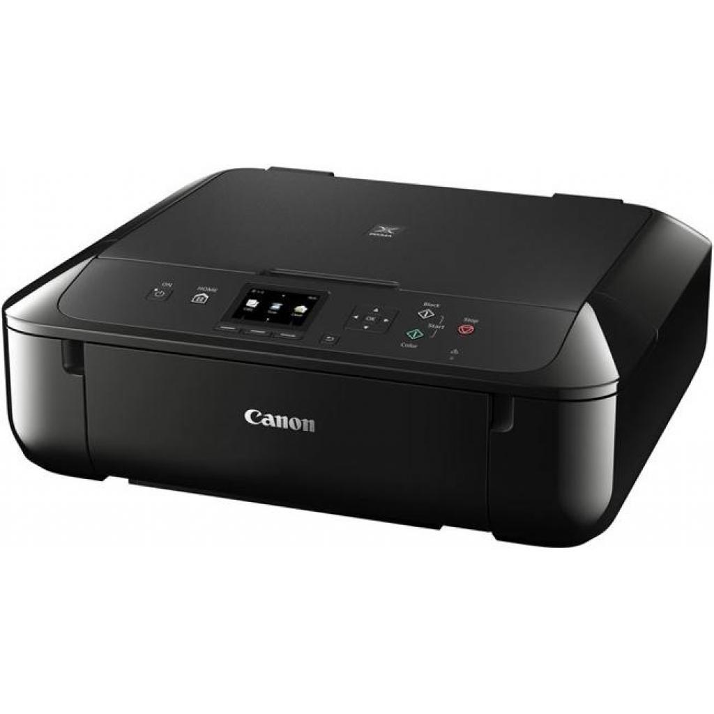 Многофункциональное устройство Canon MG5740 black c Wi-Fi (0557C007)