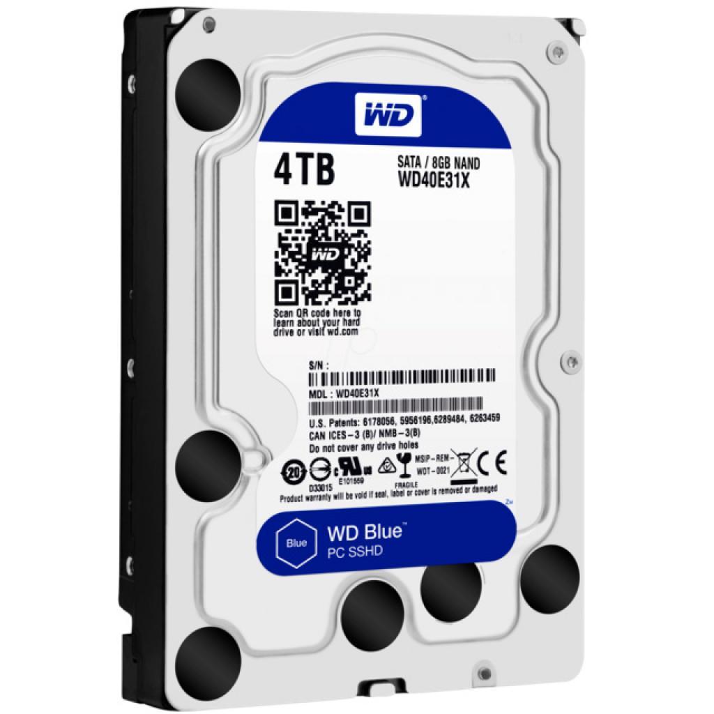 "Жесткий диск 3.5"" 4TB Western Digital (WD40E31X) изображение 2"