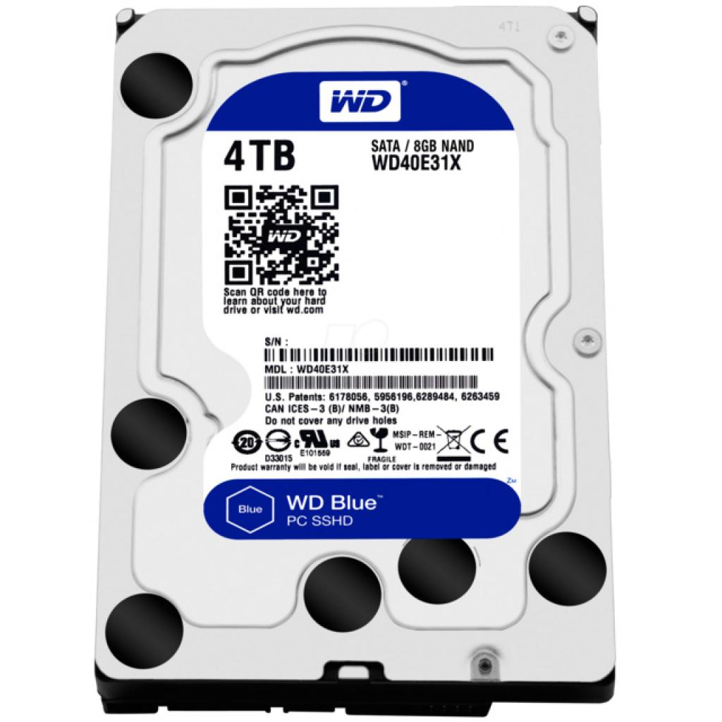 "Жесткий диск 3.5"" 4TB Western Digital (WD40E31X)"