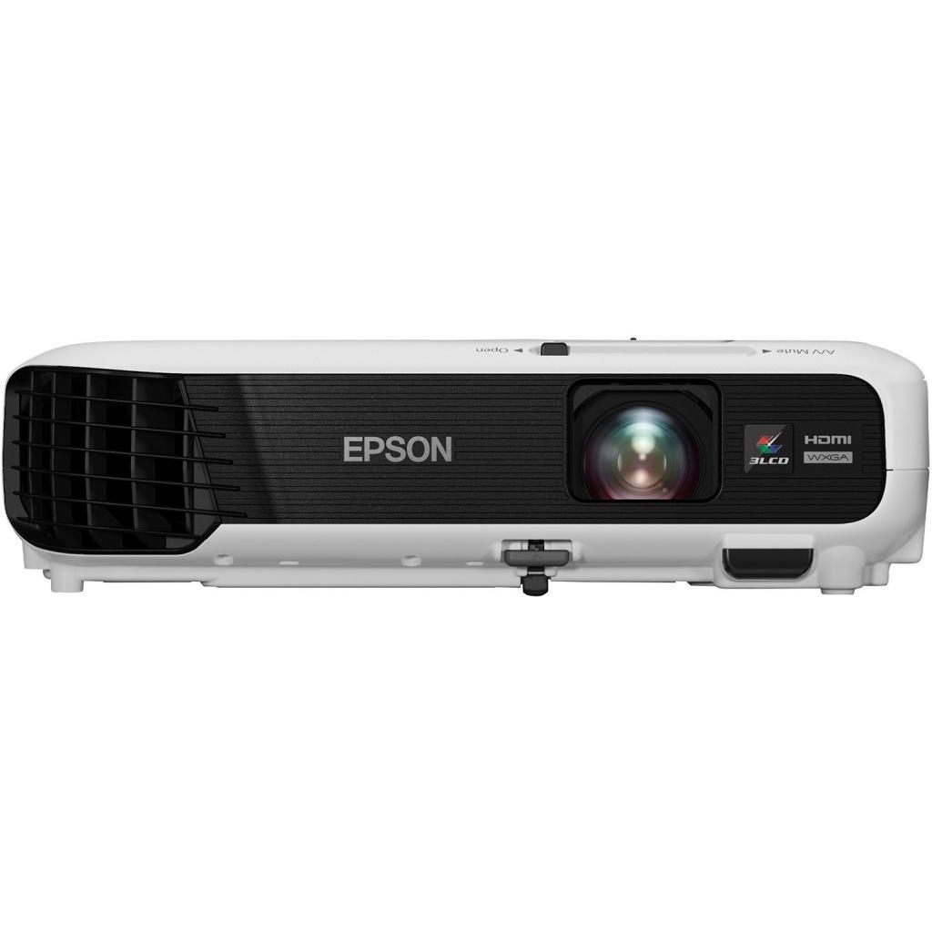 Проектор EPSON EB-W04 (V11H718040) изображение 2