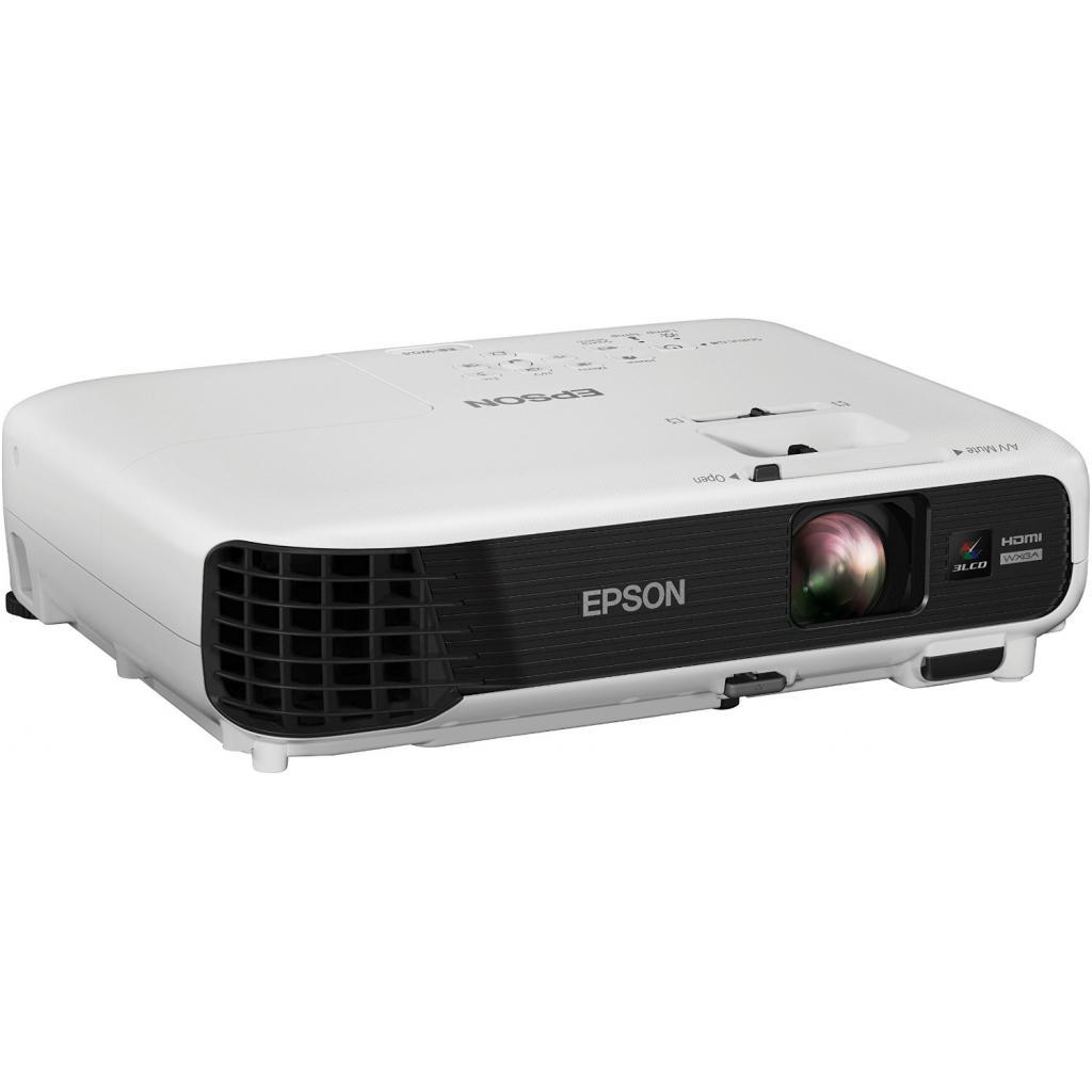 Проектор EPSON EB-W04 (V11H718040) изображение 3
