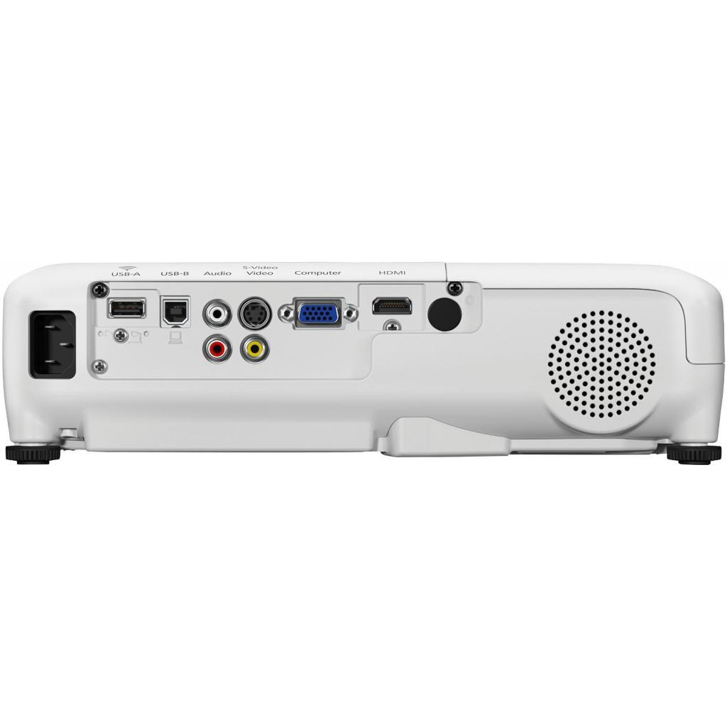 Проектор EPSON EB-W04 (V11H718040) изображение 4