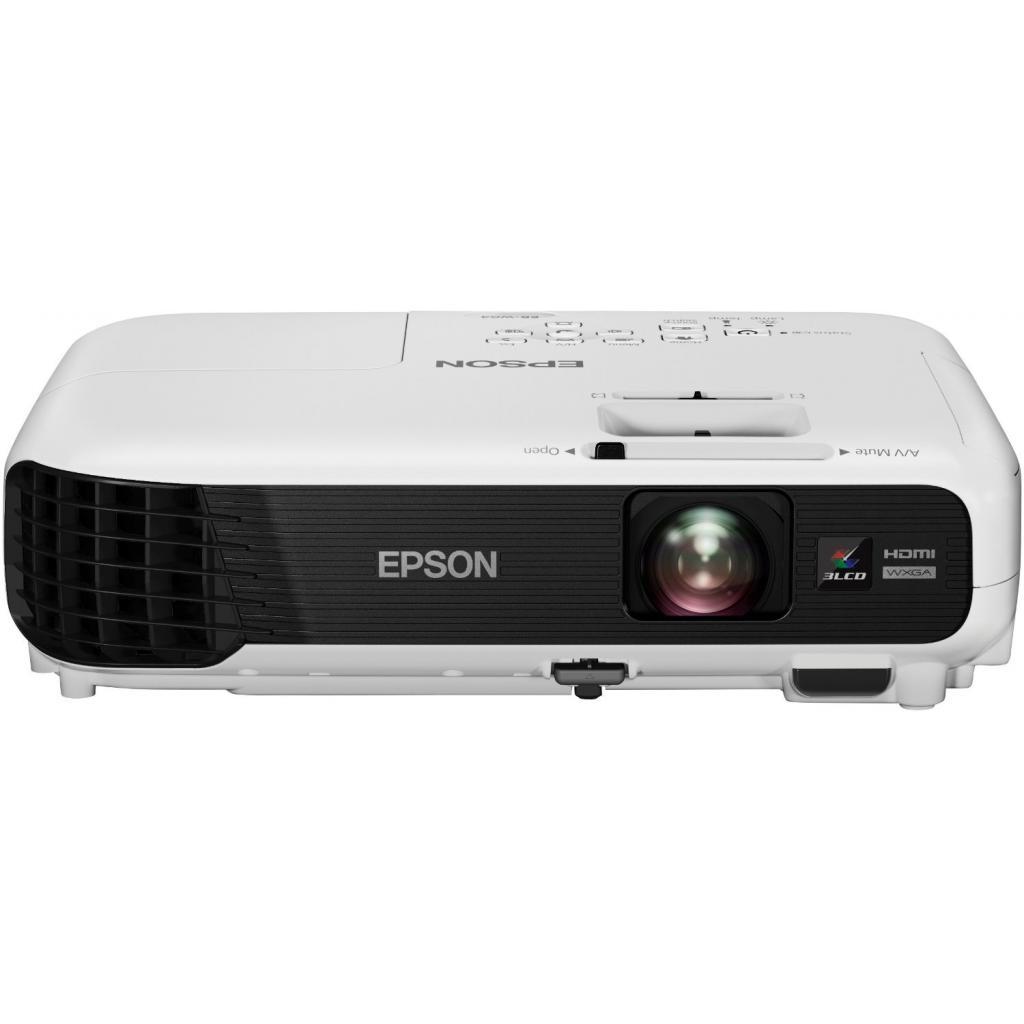 Проектор EPSON EB-W04 (V11H718040) изображение 5