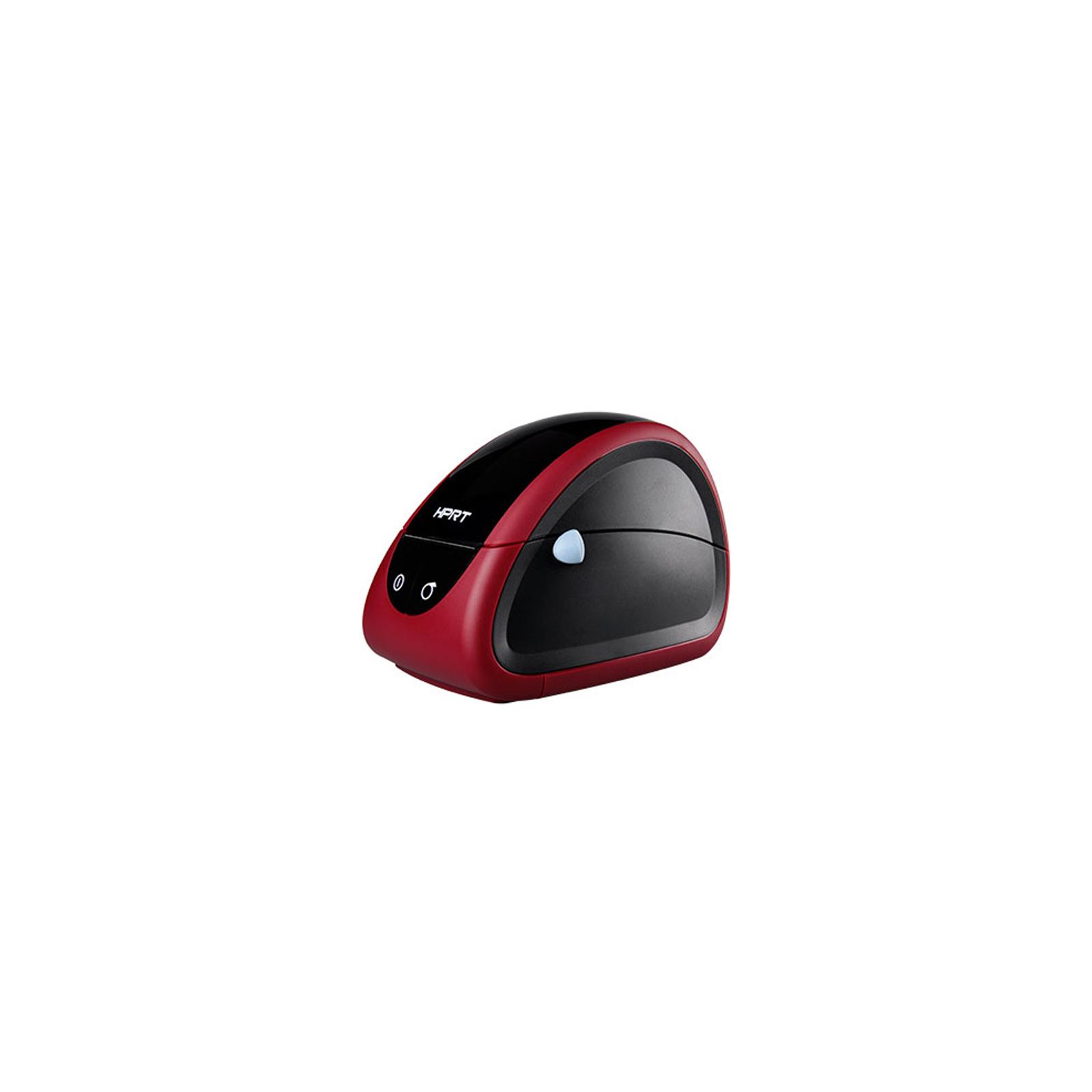 Принтер этикеток HPRT LPQ58 Red_Black (8933)