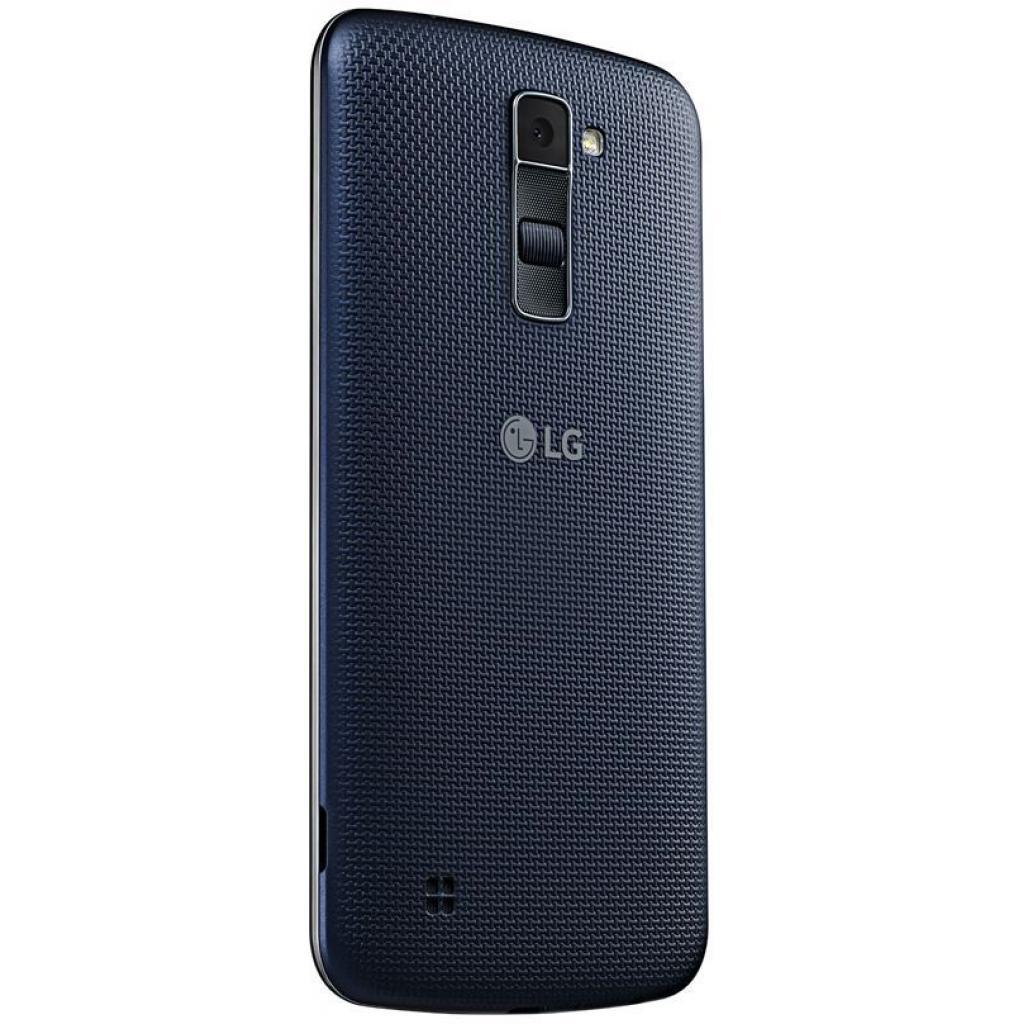 Мобильный телефон LG K430 (K10 LTE) Black Blue (LGK430ds.ACISKU) изображение 5