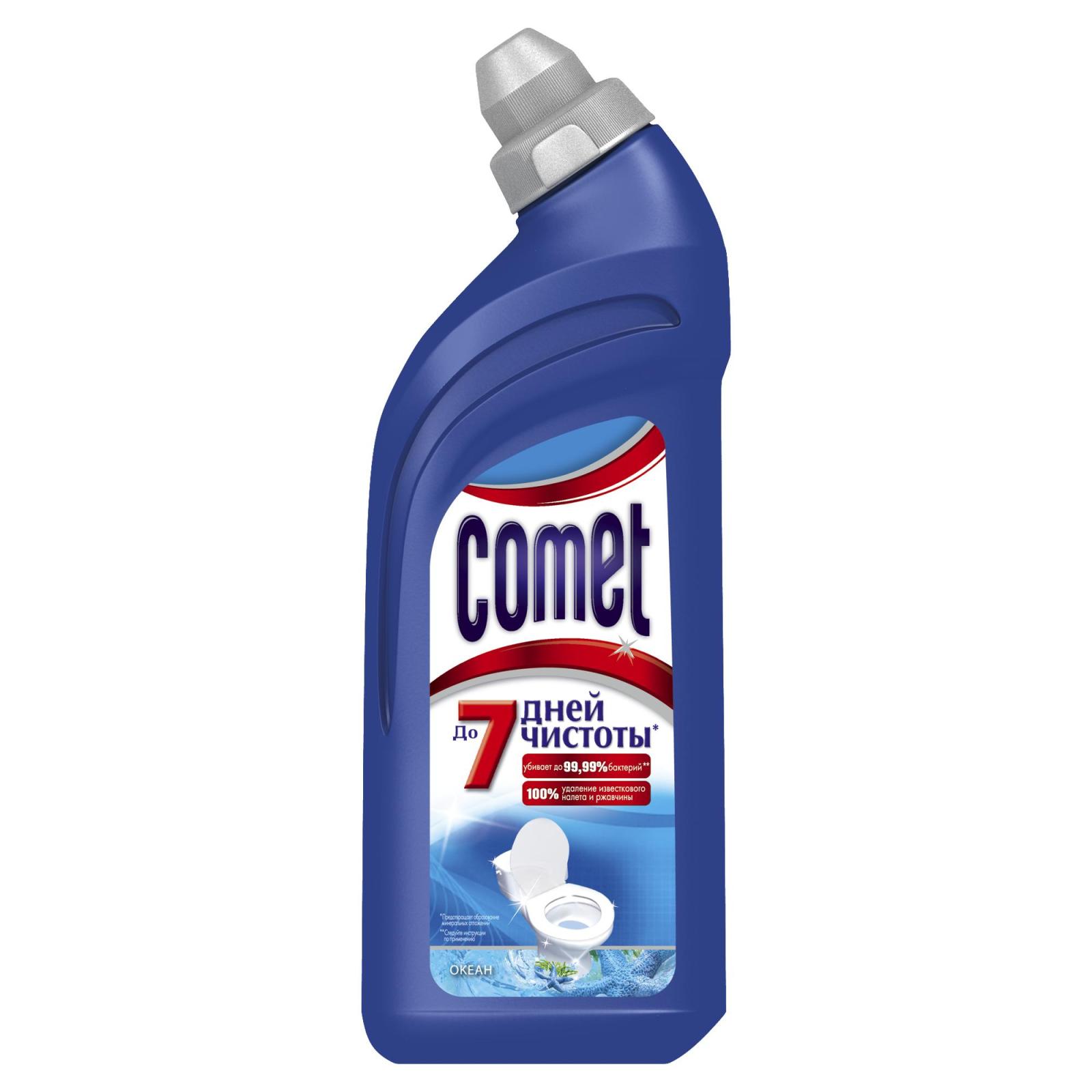 Чистящее средство Comet для туалета Океан 500 мл (5413149896451)