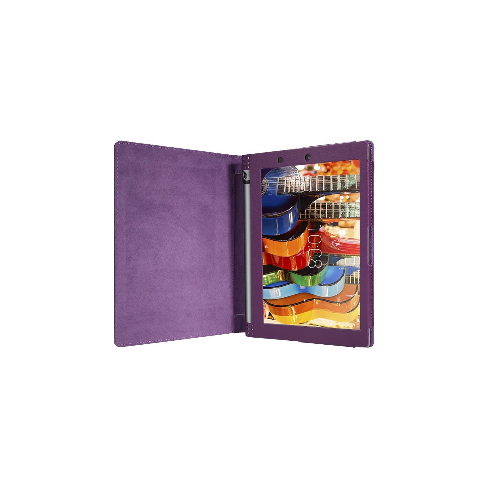 Чехол для планшета AirOn для Lenovo YOGA Tablet 3 8'' violet (4822352779641) изображение 4