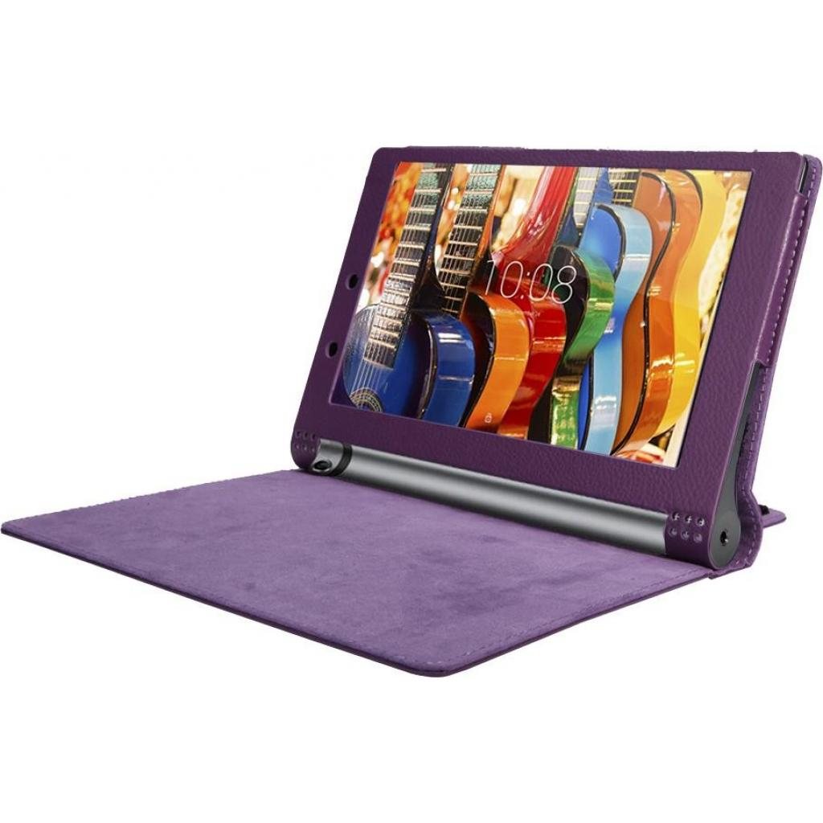 Чехол для планшета AirOn для Lenovo YOGA Tablet 3 8'' violet (4822352779641) изображение 5