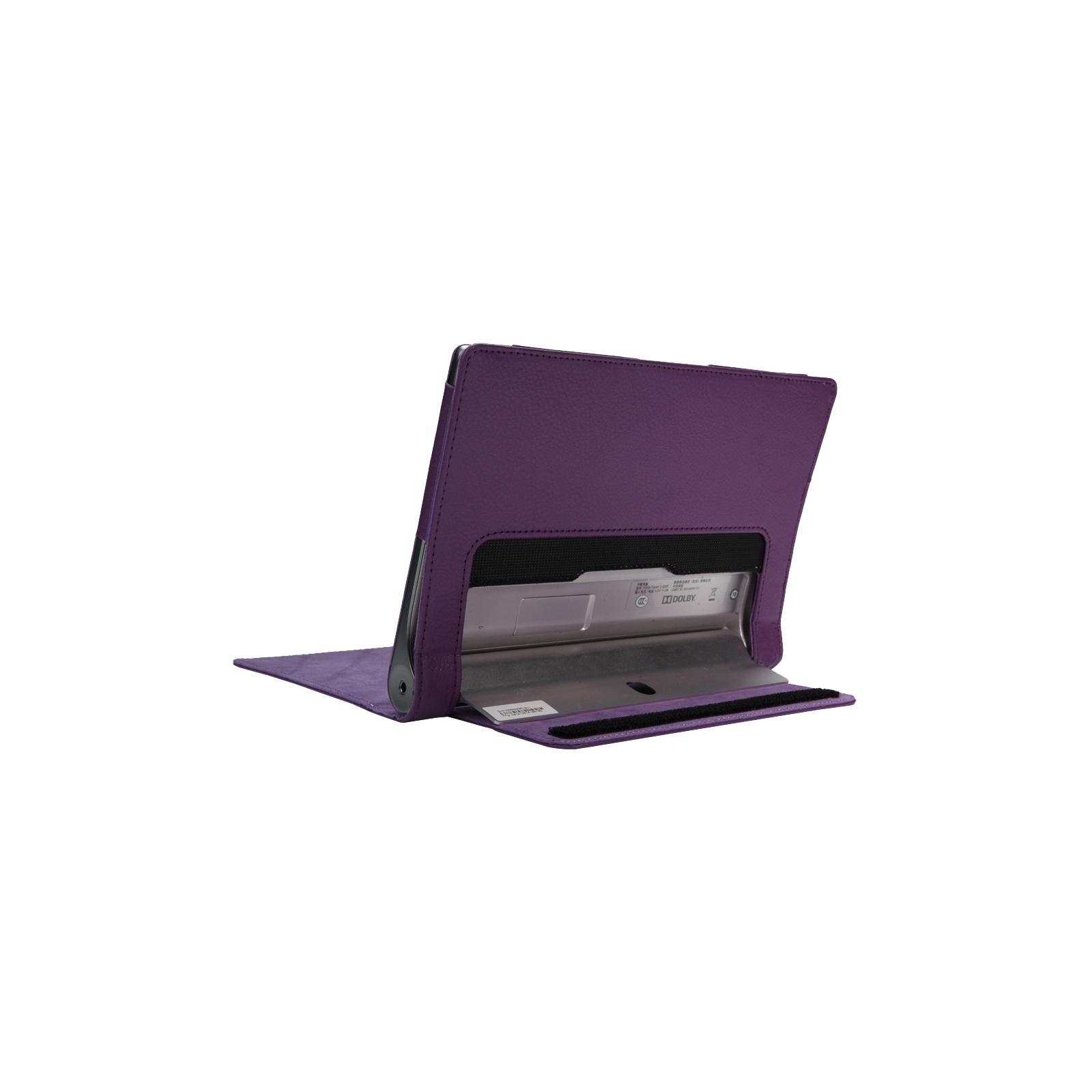 Чехол для планшета AirOn для Lenovo YOGA Tablet 3 8'' violet (4822352779641) изображение 8