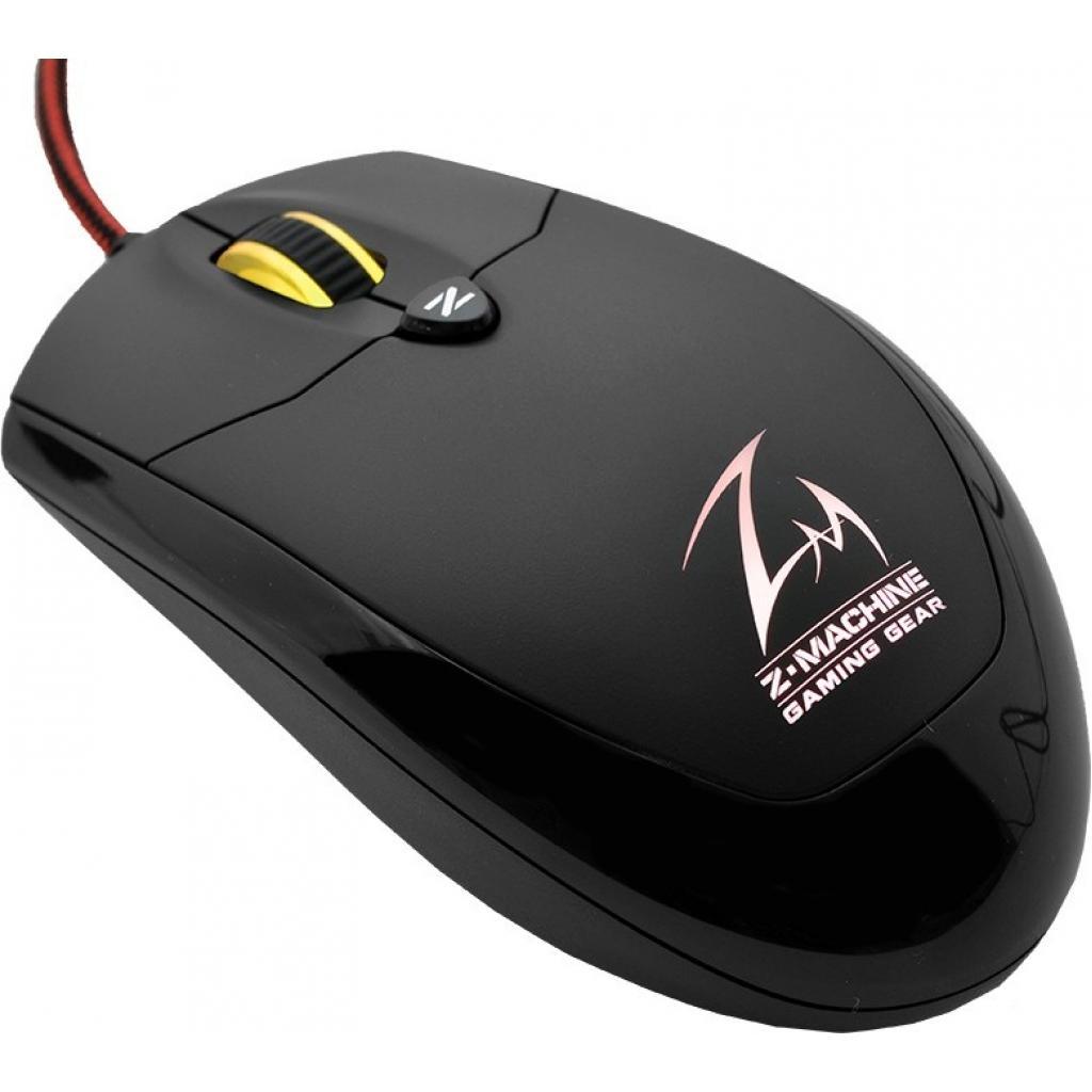 Мышка Zalman ZM-M600R Black изображение 4