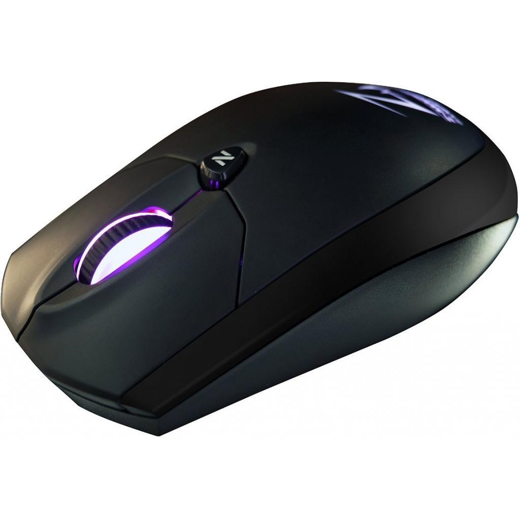 Мышка Zalman ZM-M600R Black