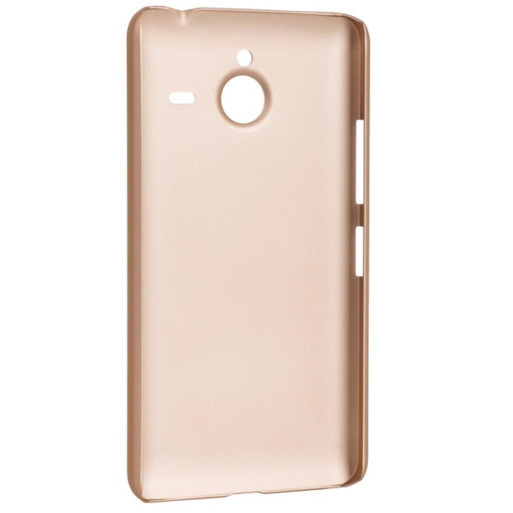 Чехол для моб. телефона NILLKIN для Microsoft Lumia 640 XL Gold (6248056) (6248056) изображение 2