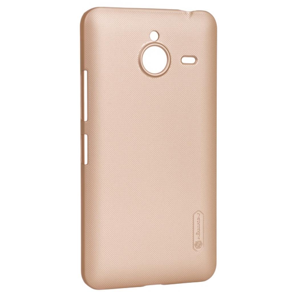 Чехол для моб. телефона NILLKIN для Microsoft Lumia 640 XL Gold (6248056) (6248056)