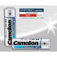 Батарейка Camelion Lithium P7™ FR6 * 2 (FR6-BP2)