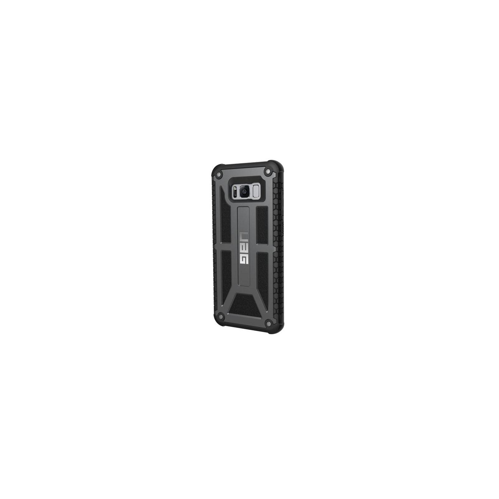 Чехол для моб. телефона Uag Galaxy S8 + Monarch Graphite (GLXS8PLS-M-GR) изображение 2