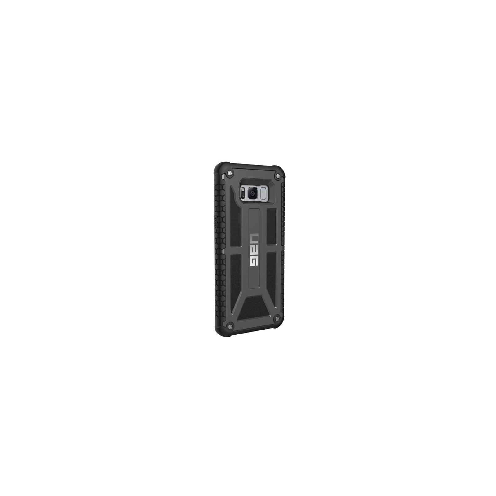 Чехол для моб. телефона Uag Galaxy S8 + Monarch Graphite (GLXS8PLS-M-GR) изображение 3