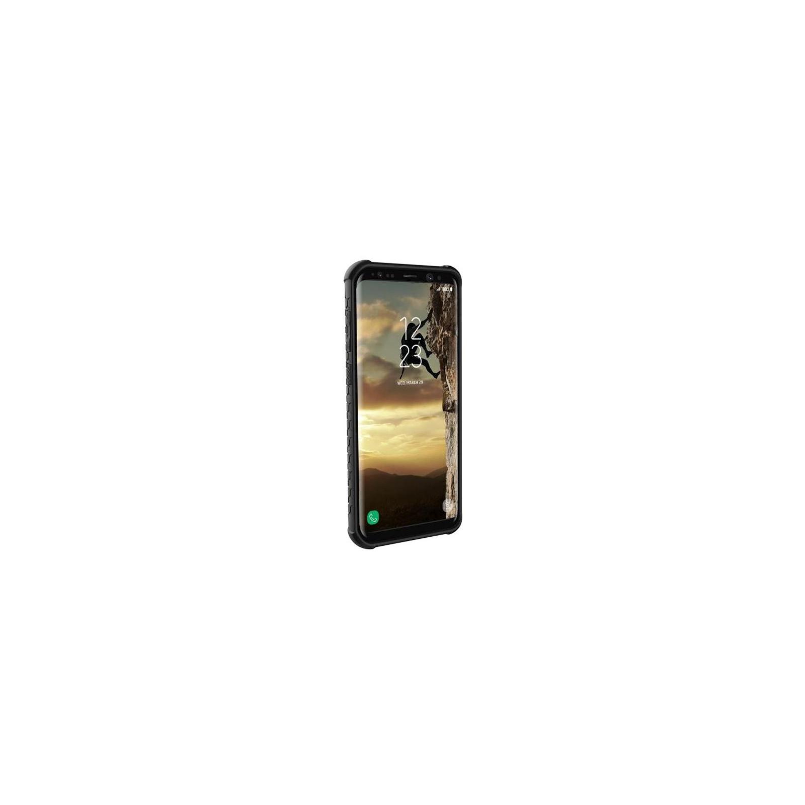 Чехол для моб. телефона Uag Galaxy S8 + Monarch Graphite (GLXS8PLS-M-GR) изображение 5