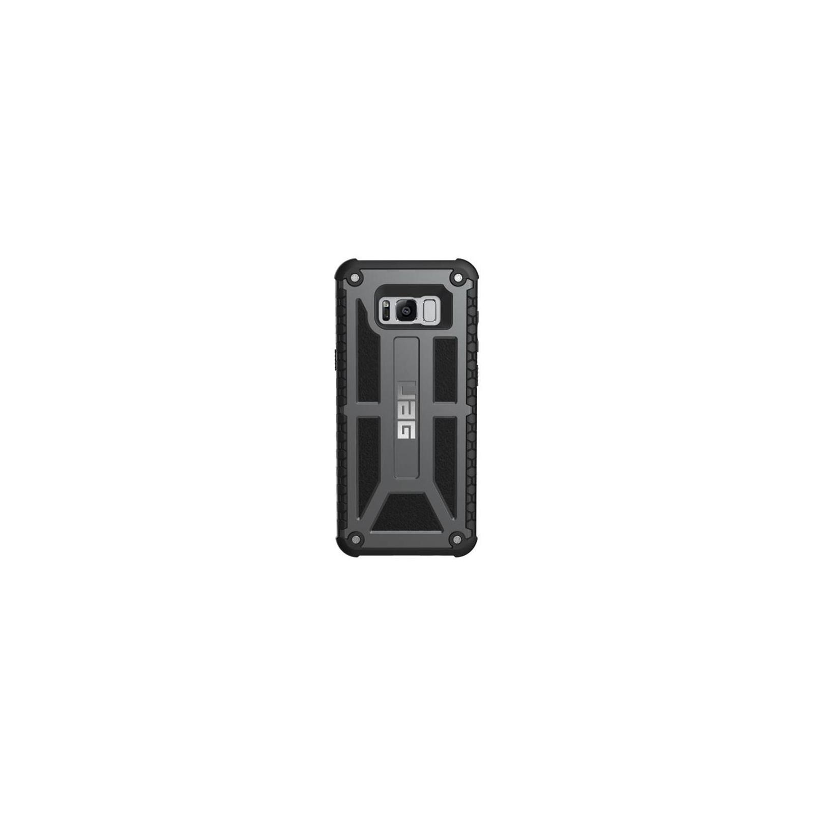 Чехол для моб. телефона Uag Galaxy S8 + Monarch Graphite (GLXS8PLS-M-GR)