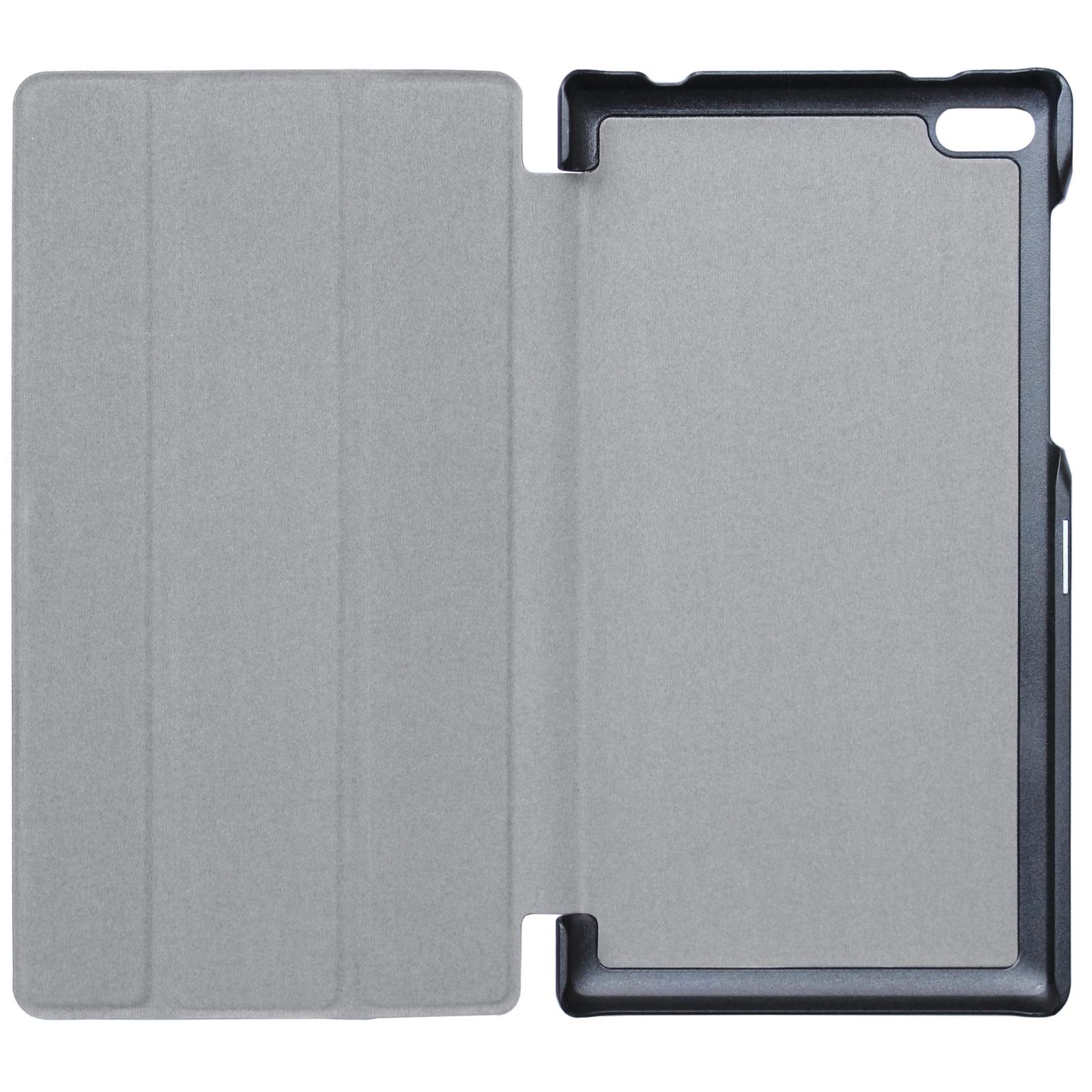 Чехол для планшета Grand-X для Lenovo TAB4 7 TB-7304x Black (LT47PBK) изображение 4