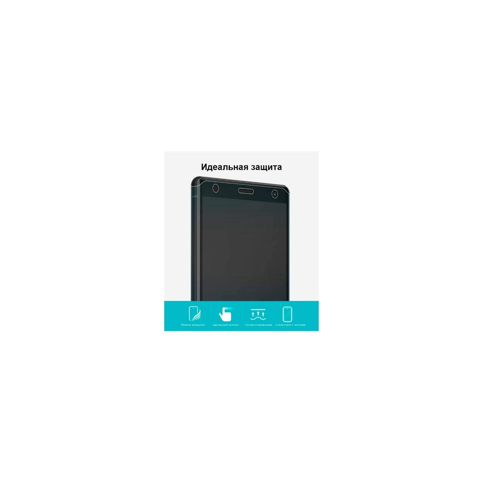 Пленка защитная Ringke для телефона Sony Xperia XZ2 Full Cover (RSP4455) изображение 2