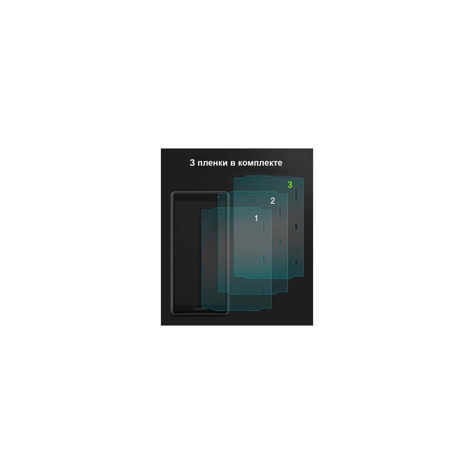 Пленка защитная Ringke для телефона Sony Xperia XZ2 Full Cover (RSP4455) изображение 3